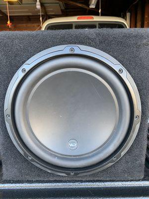 Used 10in w3v3 in sealed box for Sale in Rosemead, CA