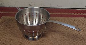 Strainer With Handle for Sale in Burlington, NC
