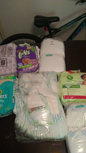 Baby Diapers for Sale in Denver, CO