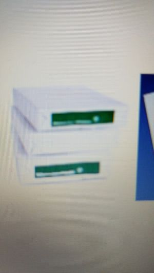 2 reams high quality copy/printer paper 1,000 pages bright white for Sale in Braddock, PA