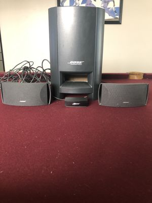 Bose digital home theater speaker system for Sale in Bakersfield, CA