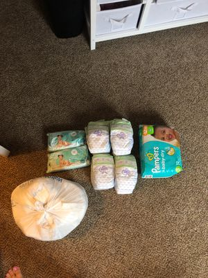 Baby diapers for Sale in Oak Grove, KY