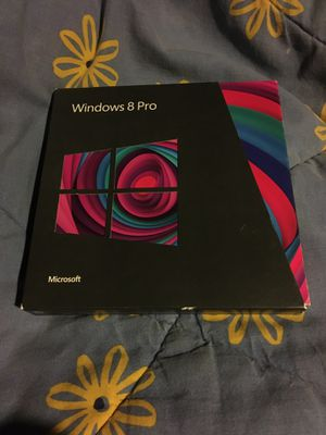 Microsoft Windows 8 pro for Sale in Damascus, OR