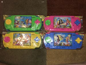 Water Puzzle Rings Game w/Control For Kids Children. (Random Color) for Sale in Shawnee, KS