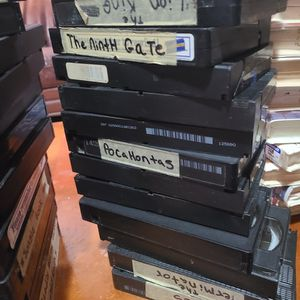 Free Vhs Movies for Sale in Plano, TX