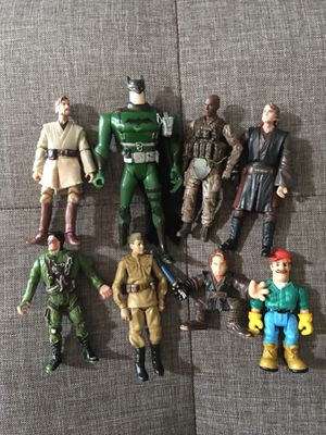 collectible toys for Sale in Carmichael, CA
