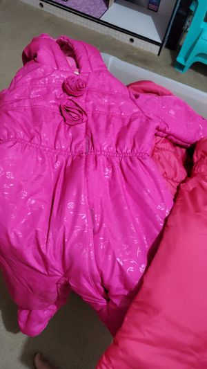 Todder 12 months and up clothes and jacket for Sale in Queens, NY