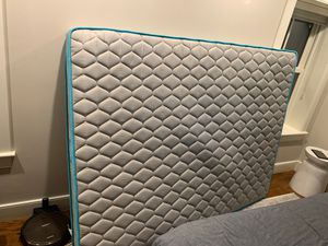 Free queen mattress for pick up!! for Sale in Boston, MA