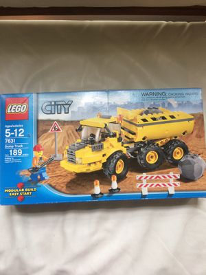 Lego City Dump Truck for Sale in Reston, VA