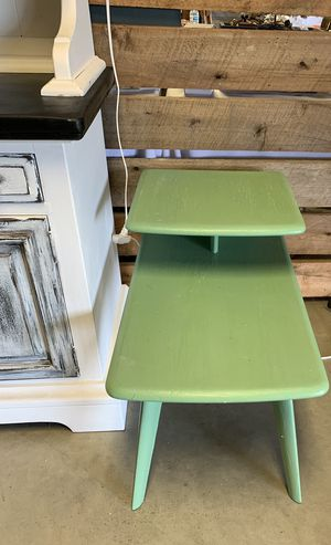 Antique telephone table for Sale in Etna, OH
