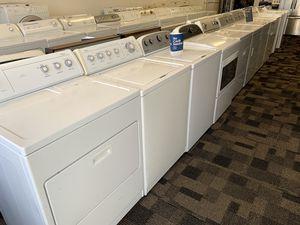 Washer Dryer Stove Refrigerator for Sale in Fraser, MI
