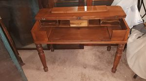 Antique flip top piano table for Sale in Pittsburgh, PA