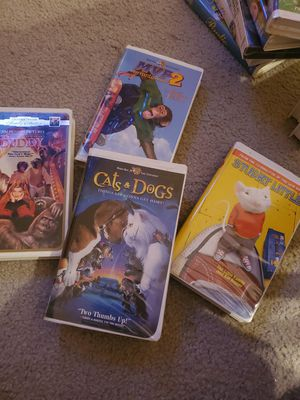 Movie's DVDS and VHS for Sale in LOS RNCHS ABQ, NM