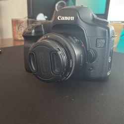 Canon EOS 5D 12.8 MP Digital SLR Camera for Sale in Eagle,  ID