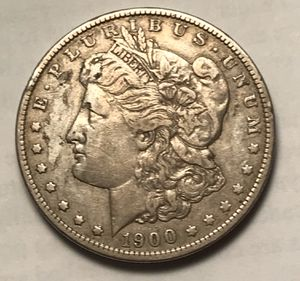 1900-O Morgan Silver Dollar Coin for Sale in Andover, MA