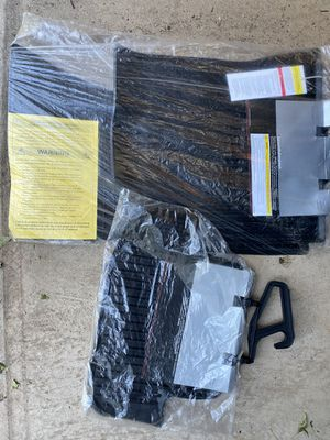 New still in package Audi A5 front and rear rubber floor mats. for Sale in Cheshire, CT