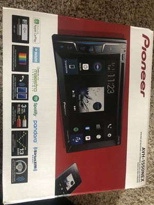Pioneer AVH-1550NEX with Sirius XM Antenna for Sale in Gilbert, AZ