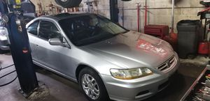 MINT 2002 Honda Accord Coupe **mechanic owned for Sale in Manchester, CT