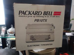 Electric typewriter for Sale in Oakland, CA