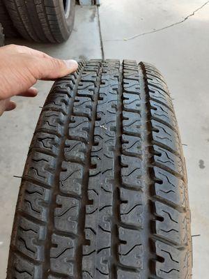 ST 175/80/R13 (trailer rim tire) for Sale in Chino Hills, CA