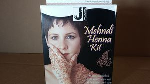 NEW Mehndi Henna Kit for Sale in Lawrenceville, GA