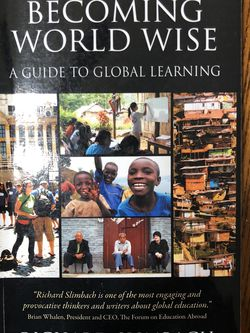 BECOMING WORLD WISE: A Guide To Global Learning for Sale in Fresno,  CA