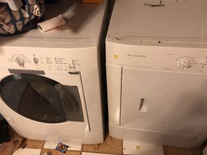 Washer and dryer for Sale in Salt Lake City, UT