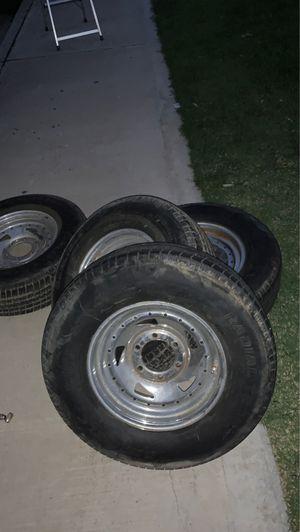Trailer tires for Sale in Rialto, CA