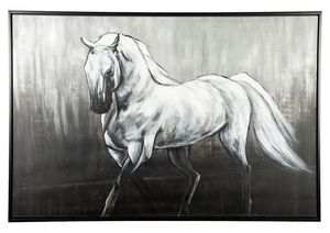 NEW IN THE BOX. VICTOR WHITE/BLACK WALL ART, SKU# A8000210WA for Sale in Westminster, CA