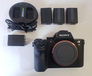 Sony a7ii camera body for Sale in Anaheim, CA