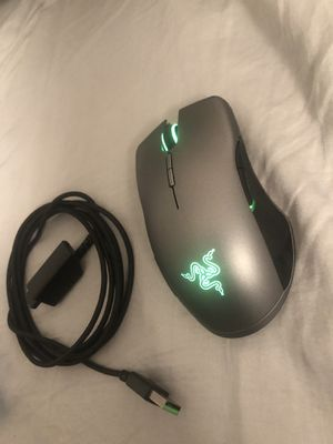 Razer lancehead wireless mouse for Sale in Seal Beach, CA