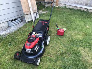 Honda Troy Bilt Self Powered Lawn Mower for Sale in Seattle, WA