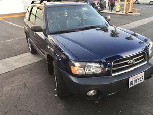2005 Subaru Forrester super clean for Sale in San Diego, CA