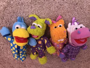 Pajanimals plushies for Sale in Tualatin, OR
