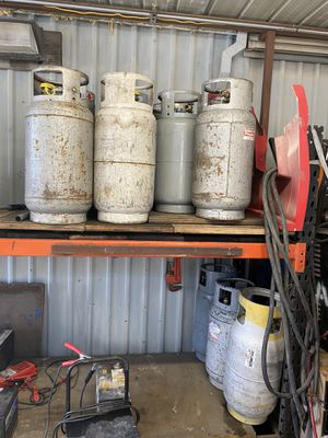 Forklift propanol tank for Sale in Union City, CA