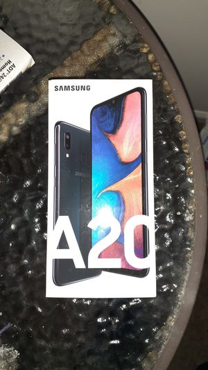 Samsung galaxy a20 for Sale in Indianapolis, IN