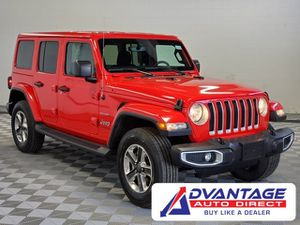 2019 Jeep Wrangler Unlimited for Sale in Kent, WA