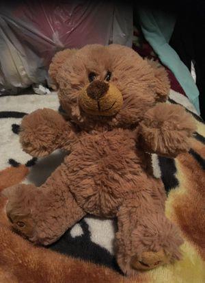 Brown bear stuffed plush $1.00 for Sale in Menifee, CA