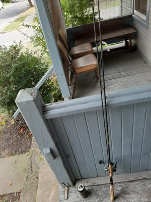 Fishing rod for Sale in Williamsport, PA