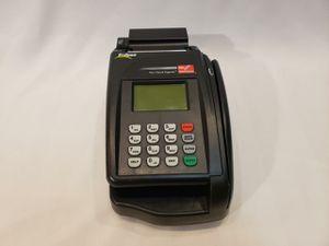 Verifone Quartet Eclipse POS Card Check Terminal Pinpad P100-002-03 for Sale in Glenview, IL