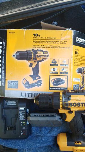 Bostitch drill for Sale in Olympia, WA
