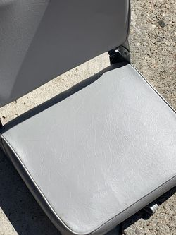 UPH,Boat Seat, Low-back,Gray for Sale in Houston,  TX