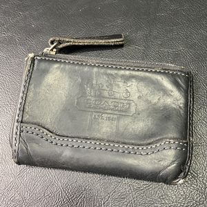 VTG Coach Coin Zipper Wallet for Sale in Tacoma, WA