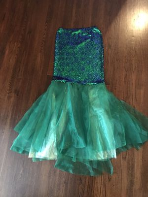 Handcraft Sequin Mermaid Costume (Size M) for Sale in Atherton, CA