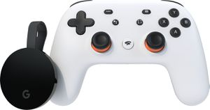 BRAND NEW Chomecast Ultra + Google Stadia Controller for Sale in San Leandro, CA