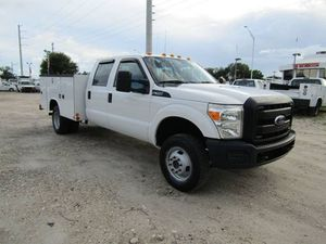 2015 Ford Super Duty F-350 DRW for Sale in Hollywood, FL