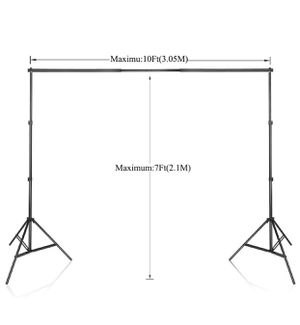 Background drop stand for Sale in Houston, TX