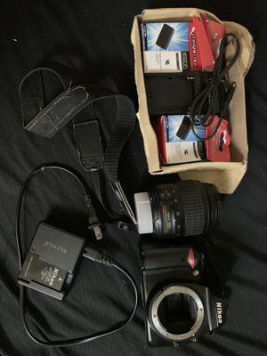 Nikon d40 for Sale in Chicago, IL