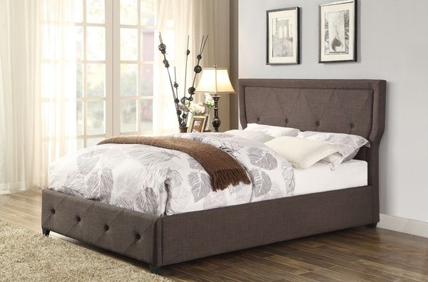 New king size bed frame tax included free delivery
