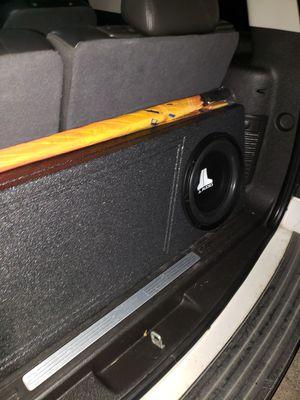 Jl audio 12 sub and probox for Sale in Dallas, TX